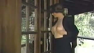 Busty and fine sassy vintage babes playing with each other