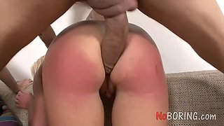 hloya and nicole experience the most brutal double anal banging in their lives