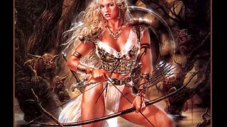 Magical Fantasy Art - Celtic Female Warriors