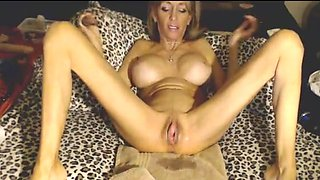 Hot milf extreme masturbation