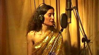 Sonia chanteuse orientale