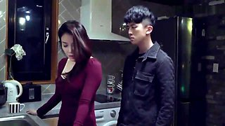 korean softcore collection hot kitchen sex