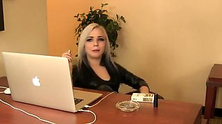 Amazing amateur Fetish, Office porn movie