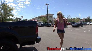 Rimmed teen jizz mouthed
