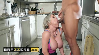 Brazzers Main Channel - Dee Williams Ricky Johnson - Cum County