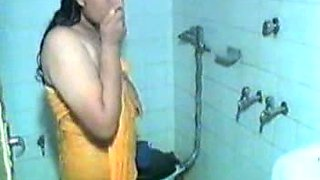 Aunty Bath And Sex Enjoy. Part 2
