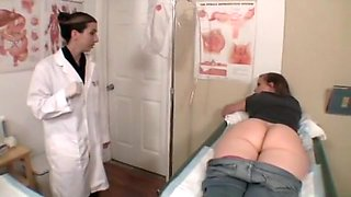 Fabulous homemade Medical, Ass sex scene