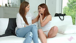 evalina darling and sexy tina kay enjoying eachother on