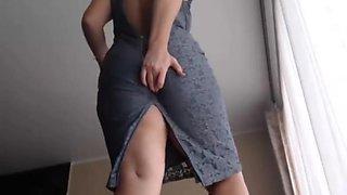Sexy fat legs jiggling big ass pawg