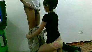indonesia ngentot sambil berdiri