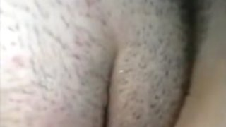 Sleeping Amateur Ex-Girlfriend, Sleeping Pussy, Cumming on Her Ass, Sexy Te