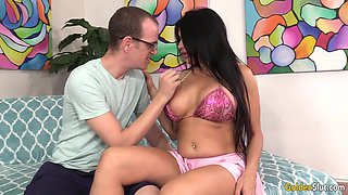 Mature Sheila Marie Takes a Hard Dicking