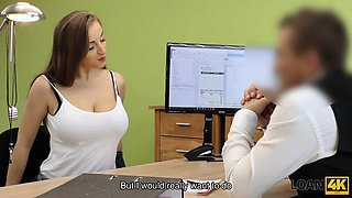 LOAN4K. Girl crashed husbands car so why sells pussy for...