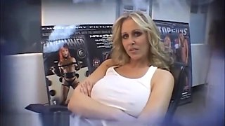 blond mom milf cogar gets pussy ruined by monster black cock