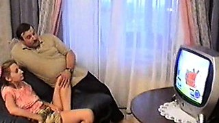 MILF doggystyle fucked by a big cock