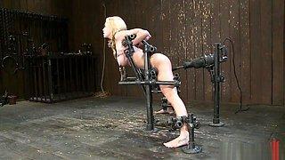 BDSM FUCKING MACHINES PMV