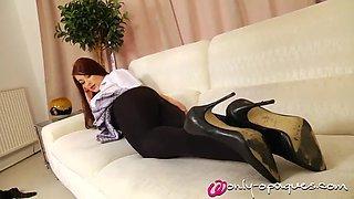 amber mae striptease 3