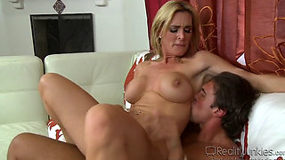 Tanya Tate - Mom and son