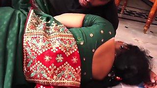 Anjali Aunty Romance With Servent (Part 2)
