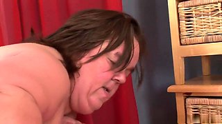 Exotic pornstar Gidget The Monster Midget in horny facial, swallow porn scene