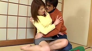 Horny Japanese whore in Fabulous Uncensored, 69 JAV movie