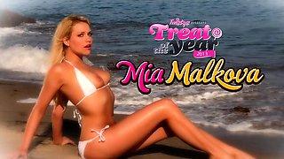 Twistys - Mia Malkova starring at Fun Under T