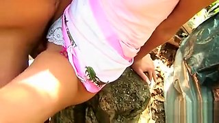 Cute juicy teen teases her hungry virgin muff