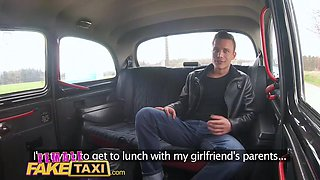 female fake taxi young stud fucks speed wet shaved Czech