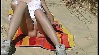 teen nude at beach part 04