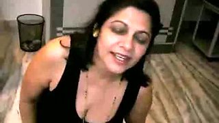 Indian Aunt Blowjob