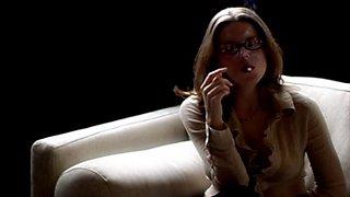 smoking mother