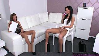 Pantyhose Lesbian 6 Gina And Nataly