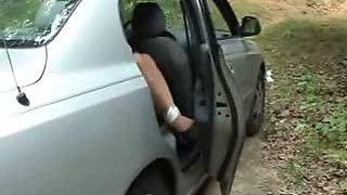 Elane Car jacked