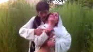 Hidden Cam ARAB KISS