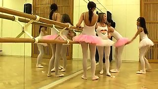 Funny boobs Hot ballet woman orgy