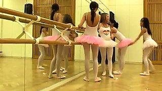 Funny boobs Hot ballet woman orgy