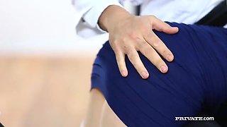 Private.com - Student Nurse Rebecca Volpetti