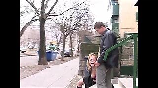 street walk extreme couple