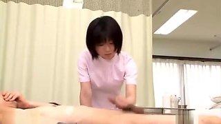 Japan Nurse Handjob - P02