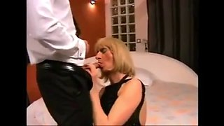 french crossdresser fucked