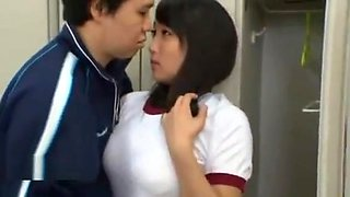 Japanese student blackmailed and force fucked by student