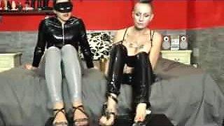 Shoejob Mistress