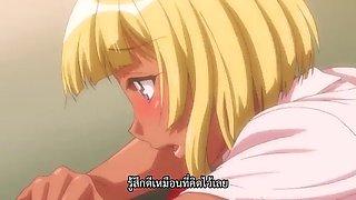 Yareruko! densha ecchi ep.2 th end
