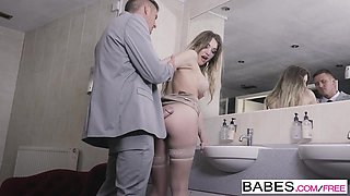 Babes - Office Obsession - Ladies Room Love s
