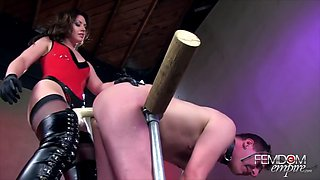Sarah shevon strapon pegging