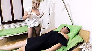 Naughty Nurse Lilli Vanilli Fucks Her Patient, Scene #01 - ImmoralLive