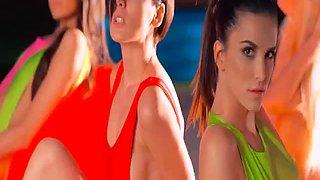 perfect transvestite megan music video