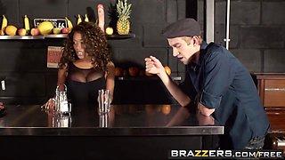 Brazzers - Shes Gonna Squirt - Carla Cox Kiki Minaj and Dann