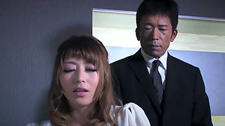 Crazy Japanese chick in Best Cuckold, Teens JAV movie