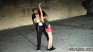 Midget foot domination and hot  teen fucked first